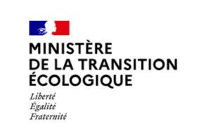 Logo Ministère de la transition Ecologique